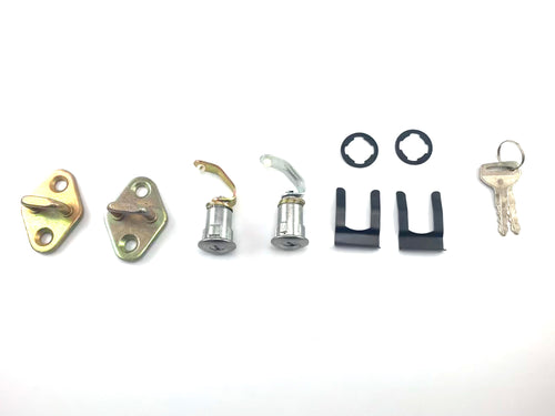 Front L/R Door locks set