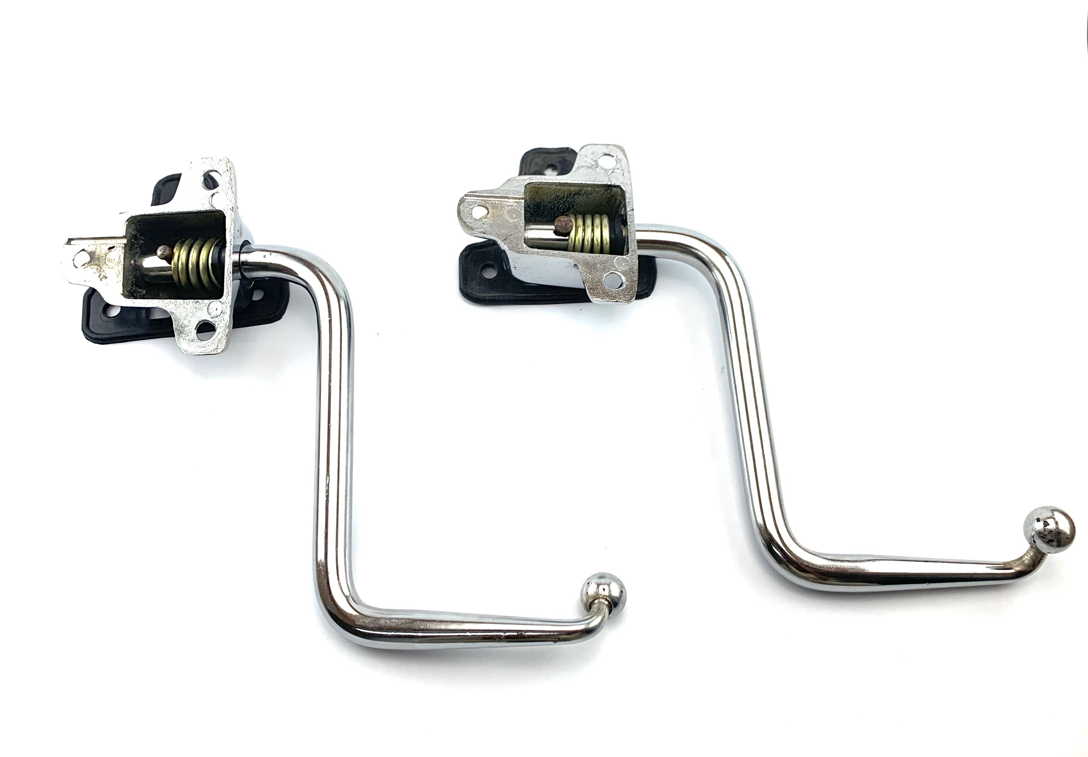 Full metal & chrome plated Mirror arm set