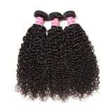Brazilian Jerry Curly Hair Bundles 3pcs/16*3