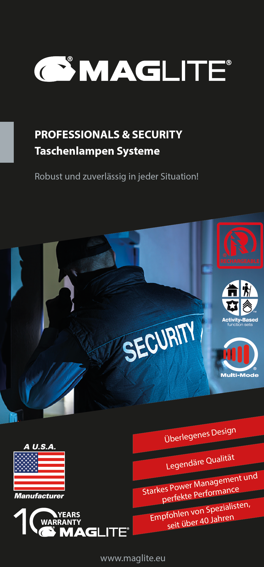Maglite® - Professional & Security