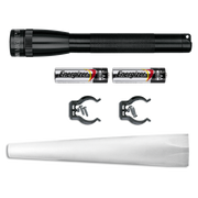 Mini Maglite® LED Flashlight Adventure Pack (white wand) - MAGLITE® Europe Flashlights & Lifestyle