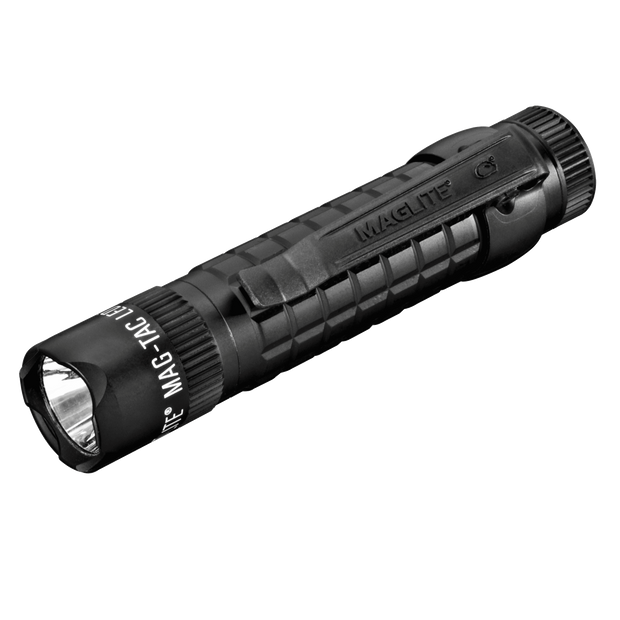 MAG-TAC® CR123 LED Flashlight Crowned Bezel - MAGLITE® Europe Flashlights & Lifestyle
