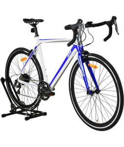 White Blue SUNL Electronic Bike - SUNL E-Bike
