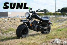 Load image into Gallery viewer, Massimo Warrior  MB200 SUPERSIZED Mini Bike Motorcycle 196cc