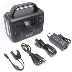 SunL 300w Portable Power Charging Station Powerstation Energy Supply