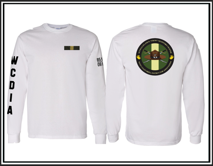WCDIA Long Sleeve T-Shirt