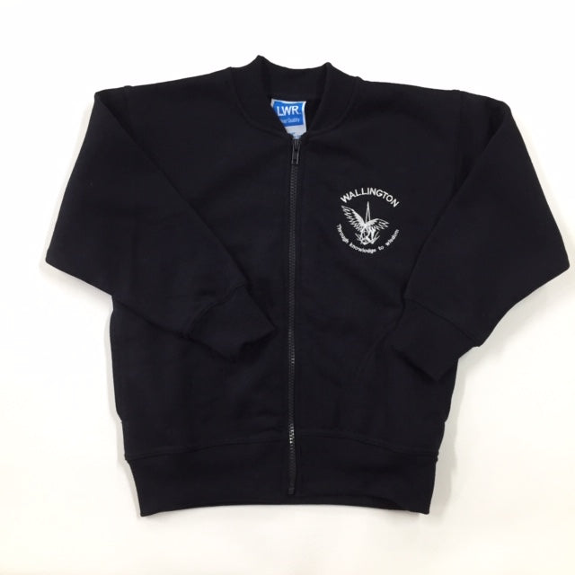 Fleece Bomber Jacket - WALLINGTON PRIMARY SCHOOL