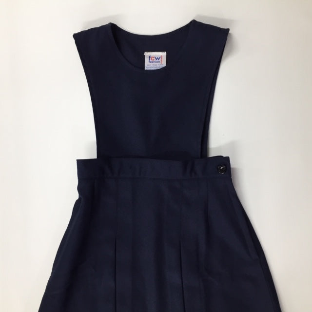 Gaberdine Pinafore Dress - SURFSIDE PRIMARY SCHOOL