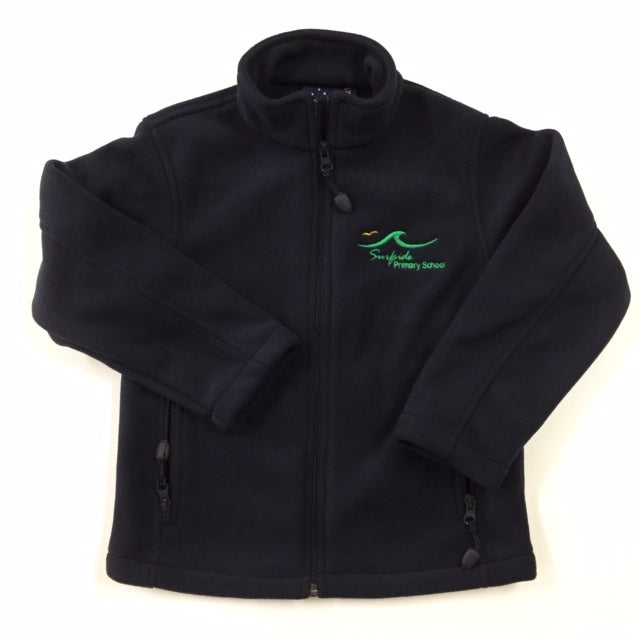 Polar Fleece Jacket - SURFSIDE PRIMARY SCHOOL