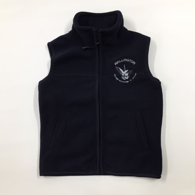 Polar Fleece Vest - WALLINGTON PRIMARY SCHOOL