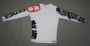 Sensō Jiu Jitsu:Dentō Coolmax Rash Guard