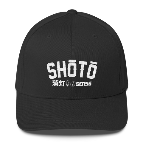Shoto Structured Twill Cap