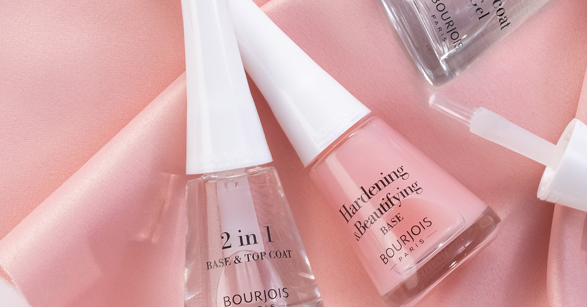 Les Bases de Vernis & Top Coat