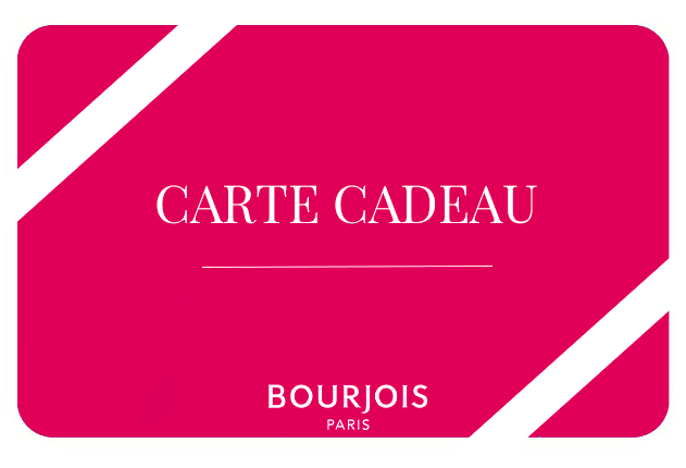 e-carte cadeau maquillage bourjois