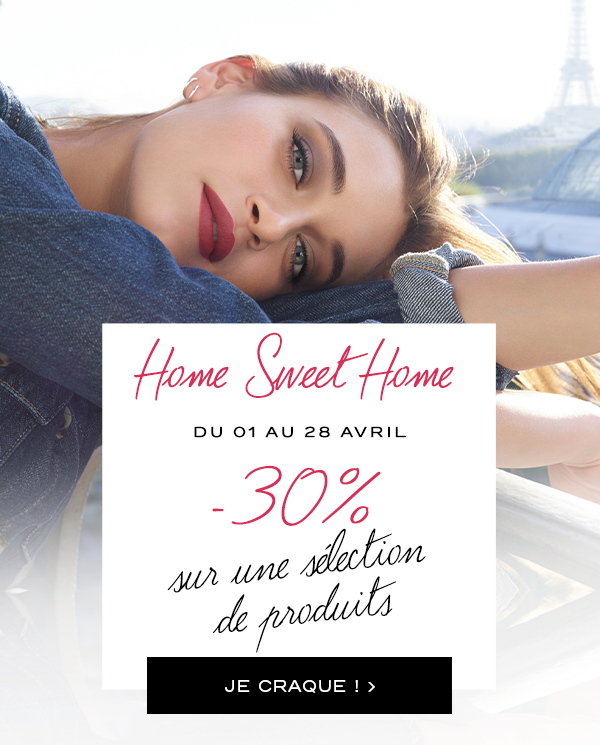 Promotion maquillage Bourjois Home Sweet Home