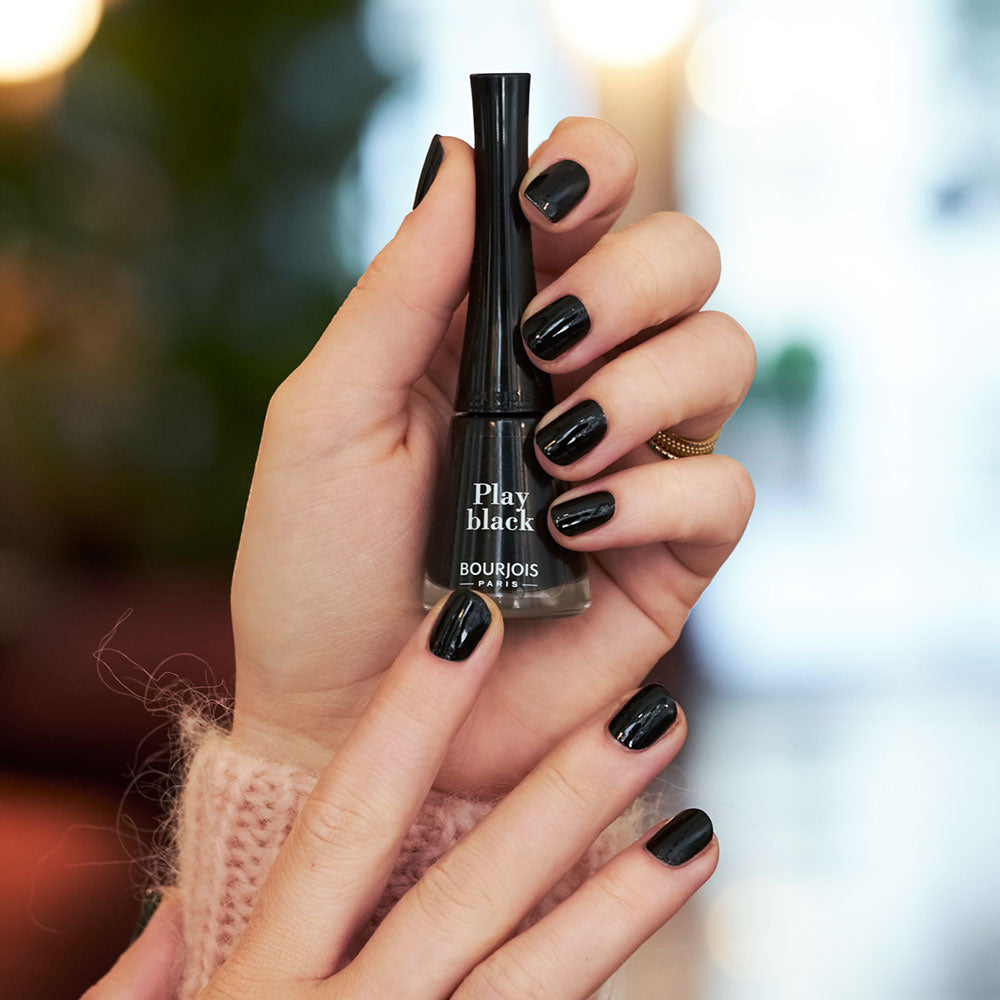 Vernis 1 Seconde - 06 Play black