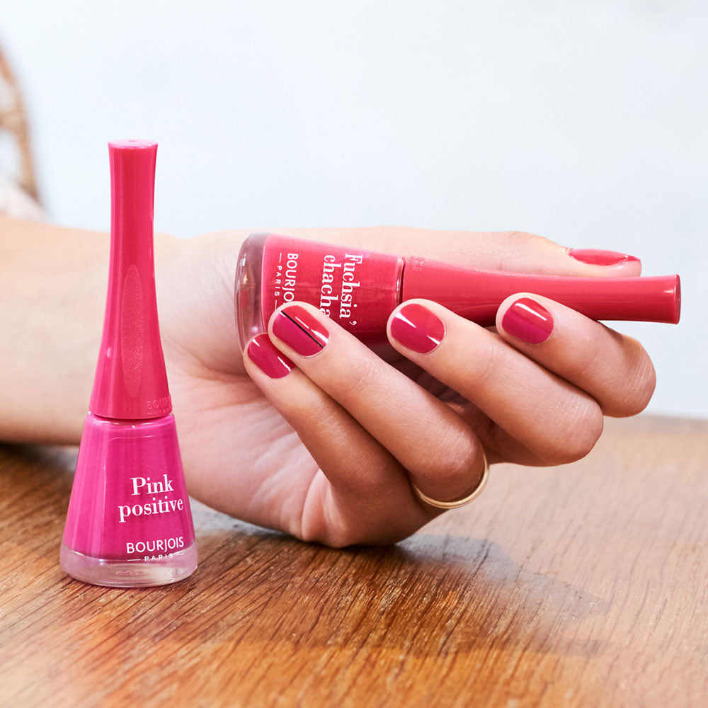Vernis 1 Seconde - 12 Pink positive