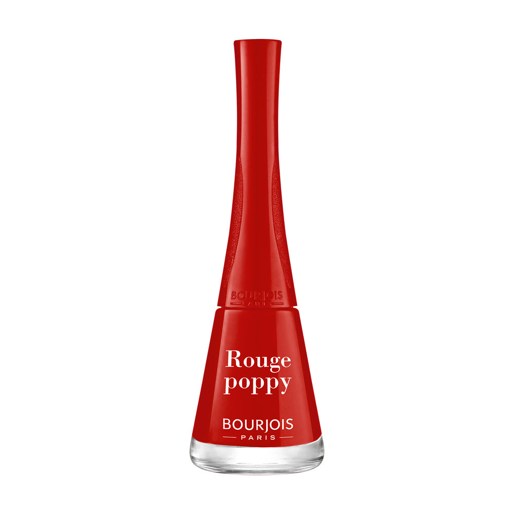 Vernis 1 Seconde - 24 Rouge Poppy