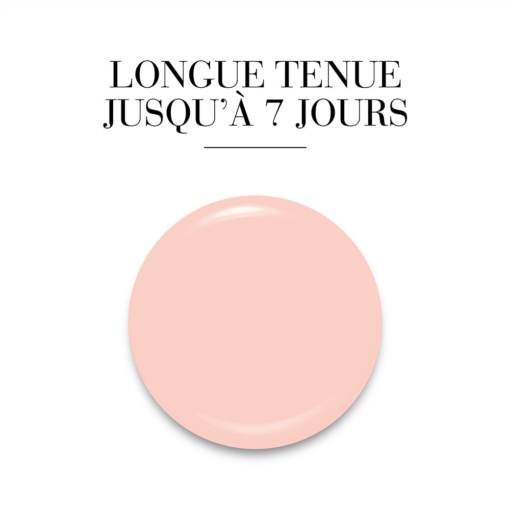 Vernis 1 Seconde - 43 ROSEE DU SATIN