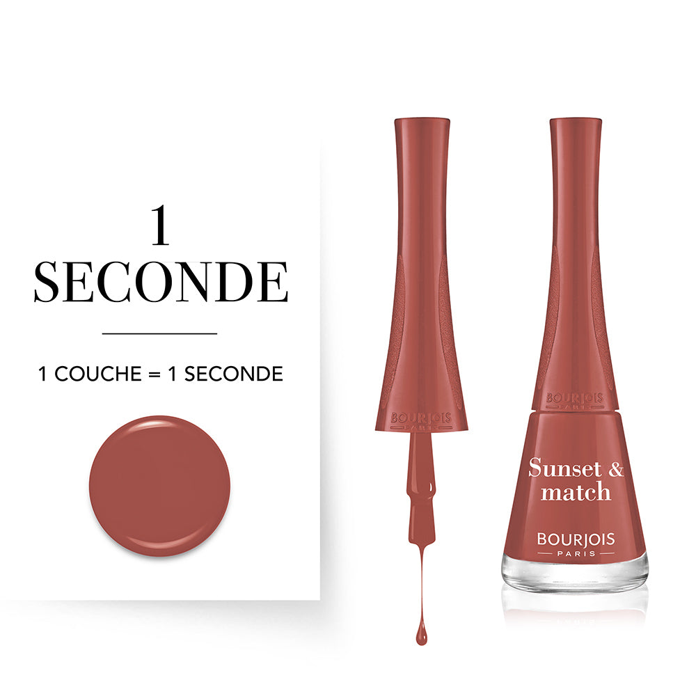 Vernis 1 seconde - 47 SUNSET&MATCH