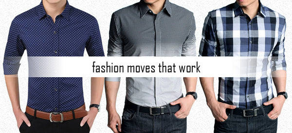 fashion moves that work