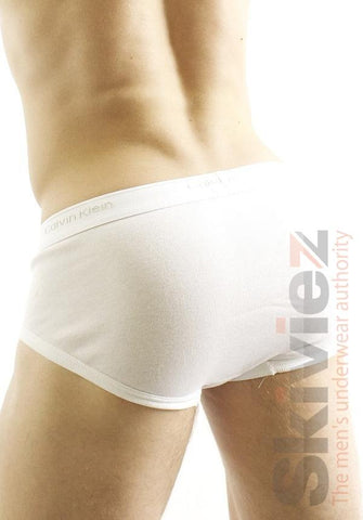 Calvin Klein 1033007  Fly Front Brief 3-Pack