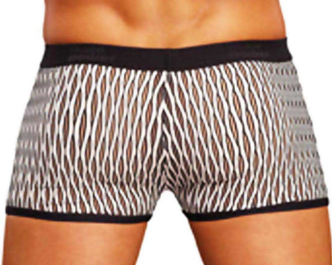 Male Power 144-173  Wave Mini Pouch Short