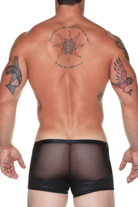 Male Power 166-004  Stretch Mesh Short