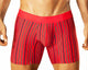 Zylas 2874 Two Tone Sporty Stripes Boxer