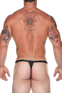 Male Power 428-004  Stretch Mesh Micro Thong