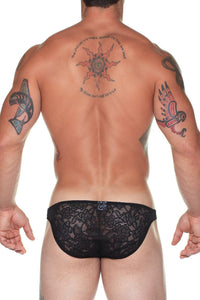 Male Power 491-162  Stretch Lace Bikini