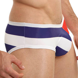 Mensuas MN0823  Flag Boxer Brief