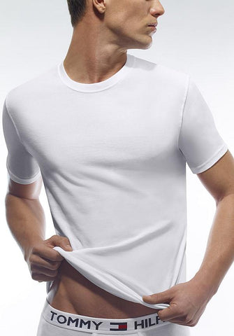 Tommy Hilfiger 6354826  Classic V Neck Shirt 4 pack