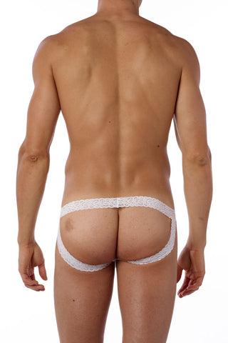 Good Devil GD4406  Lace Jockstrap
