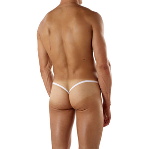 Good Devil GD8664  Net Split Back G-String