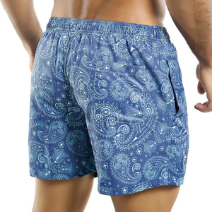 Intymen INO009 Pacific Blue Shorts