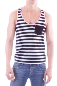 JOR JOR0108 Stripes  Tank Top