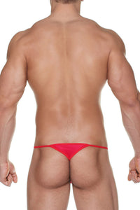 Male Basics MBL-006  Microfiber V String Thong