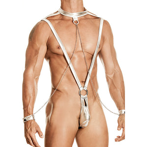 Miami Jock MJ030822 Treasure-Me Liquid Bronze