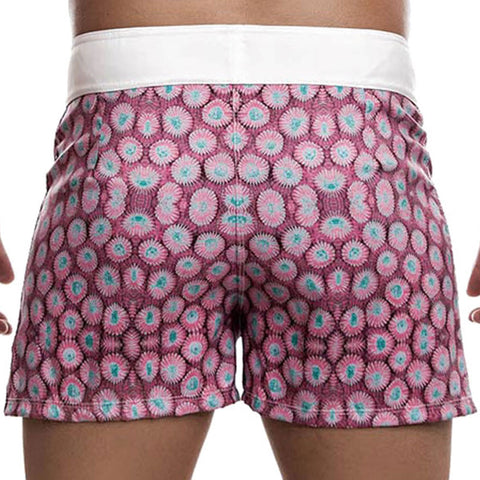Mensuas MN0683 Coral Reef Swim Short