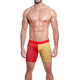 Mensuas MN0865 Spain Flag Long Boxer