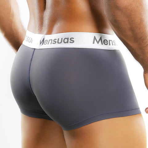 Mensuas MN5674 Pleasant Surprise Center-Mesh Boxer