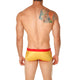 Mensuas MN8017 Spain Flag Swim Boxer