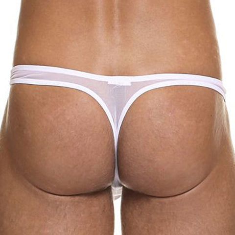 Cover Male CM202  Pouch Enhancing Thong Sheer