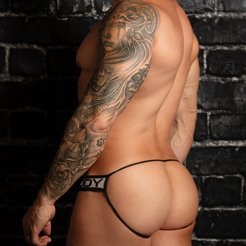 Daddy DDE033 Invisible Jockstrap