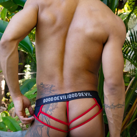 Good Devil GDK035 All Out Thong