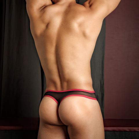 Good Devil GDK040 Cage Thong