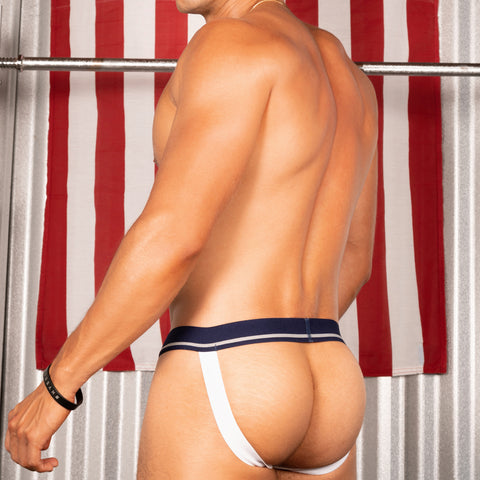 Hung HGE013 Action Jockstrap