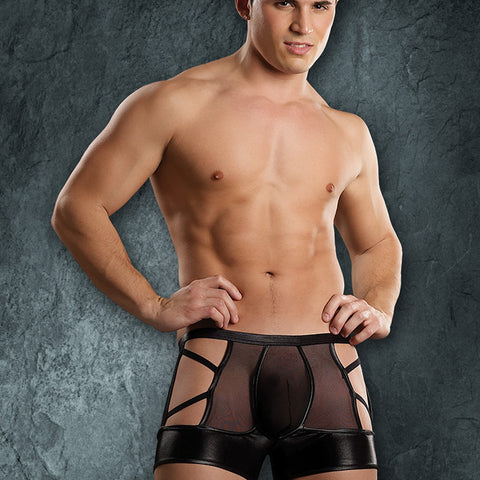 Male Power 167004 Extreme Criss Cross Short