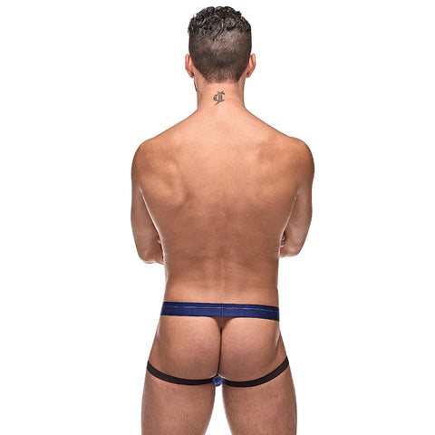 Male Power 398264 Diamond Mesh Jock Ring